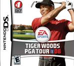 NINTENDO 3DS GAMES Nintendo DS Game DS PGA TIGER WOODS TOUR 08
